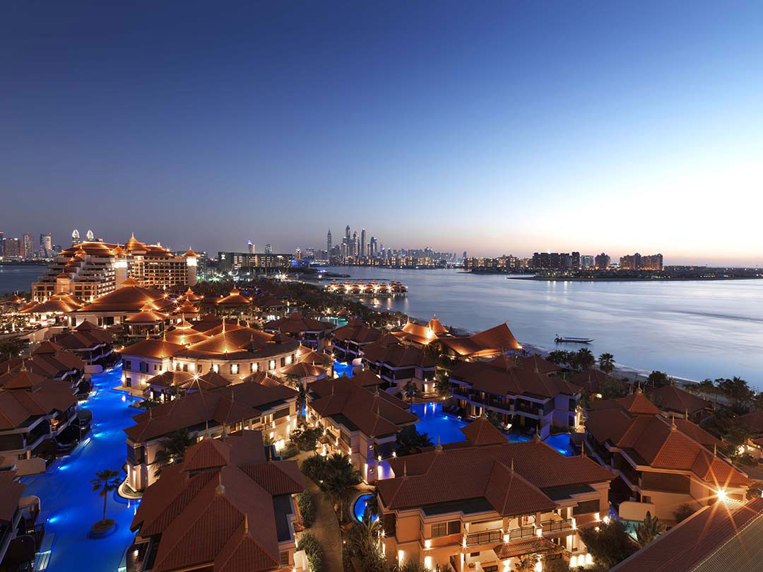 Anantara The Palm Dubai Resort Dubai United Arab