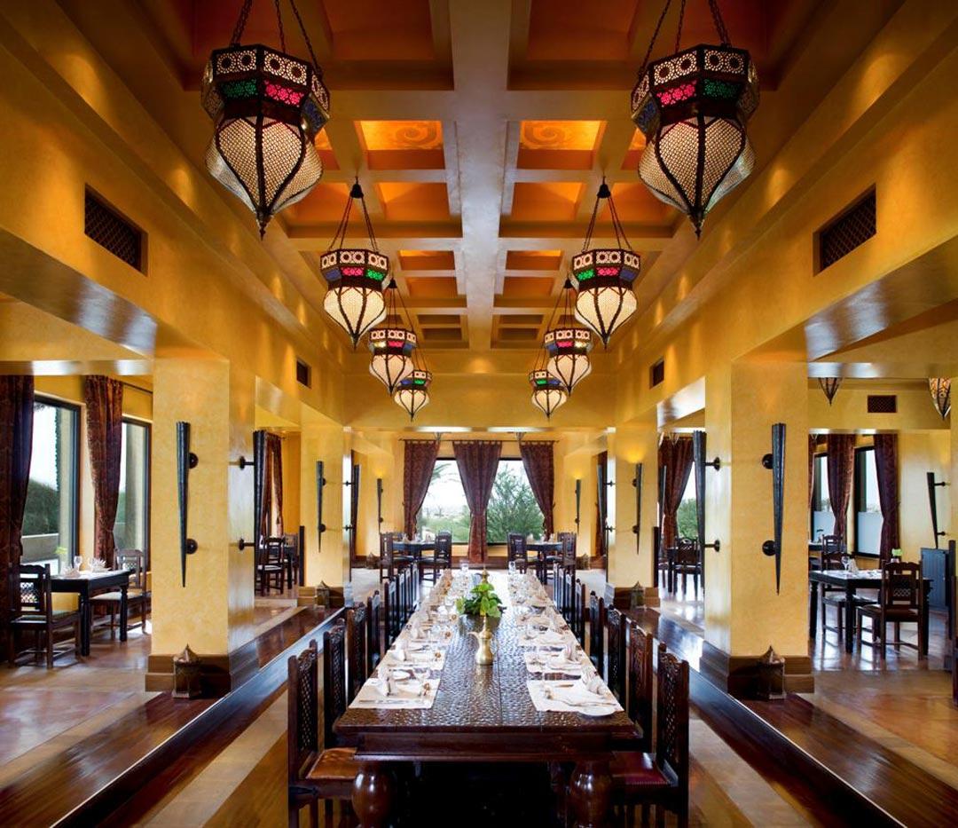Bab Al Shams Desert Resort Spa Dubai United Arab Emirates Exclusive Collection Secret Luxury Travel