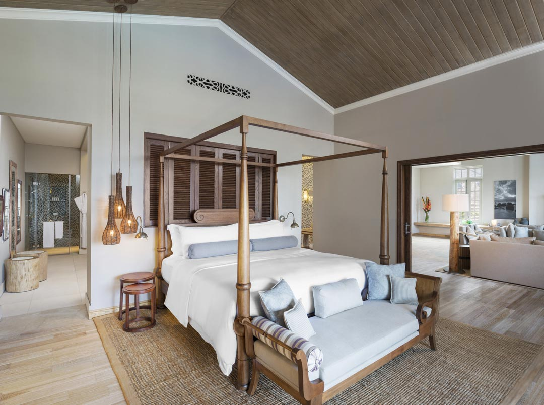 The st regis mauritius resort le morne mauritius for Design hotel mauritius